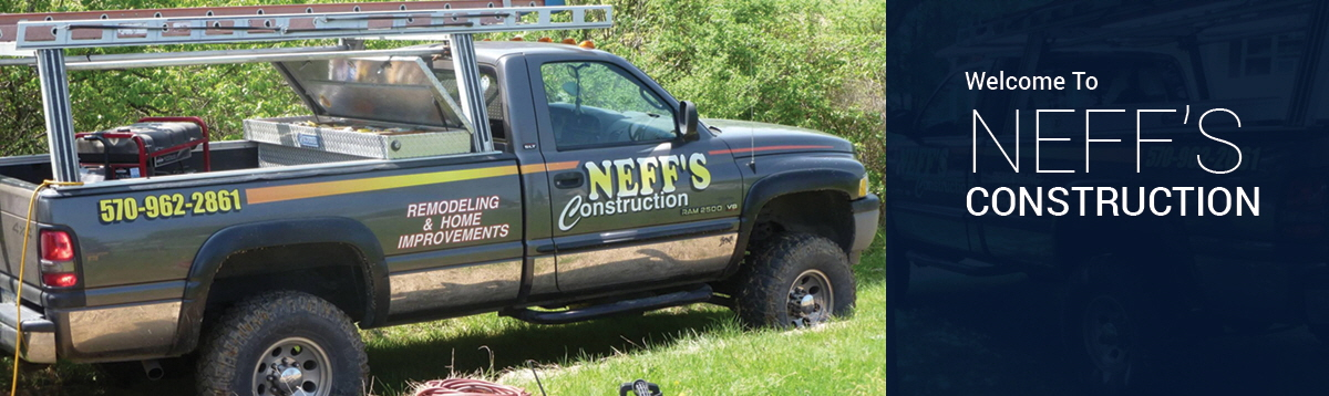neffs construction - lock haven siding contractor